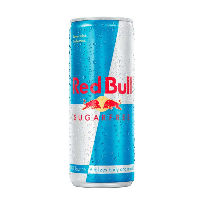 Red Bull Energy Drink Single Can