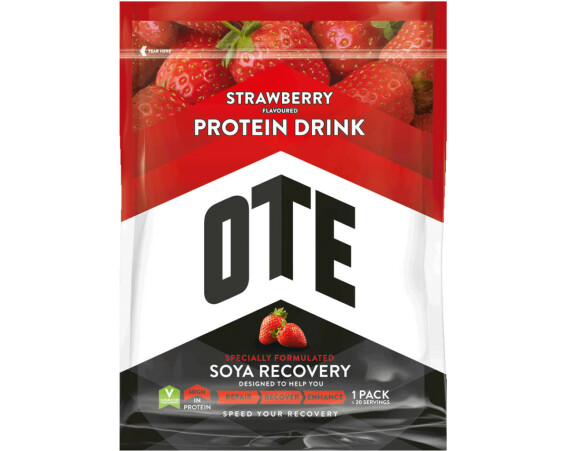 Ote Nutrition Recovery   Soya Drink