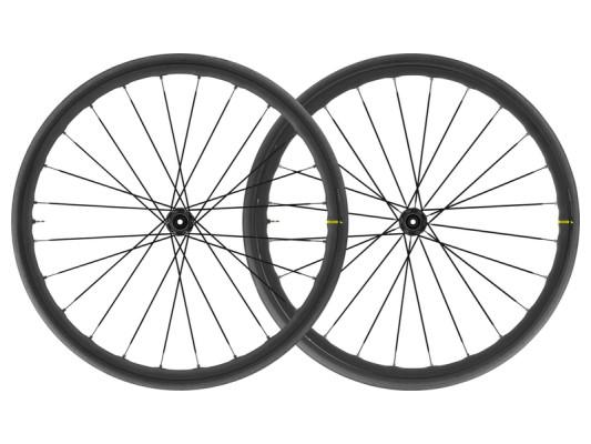 Mavic Wheelset Ksyrium Elit Ust Dcl