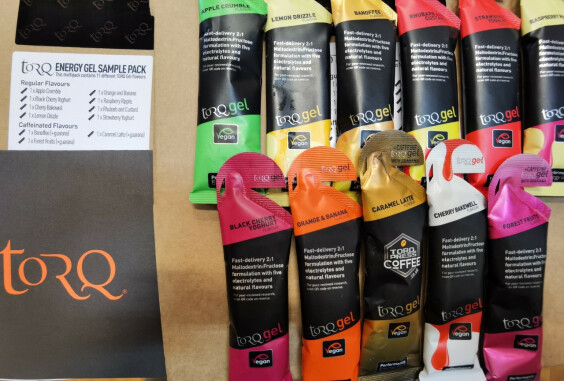 Torq Energy Gel Sample Pack