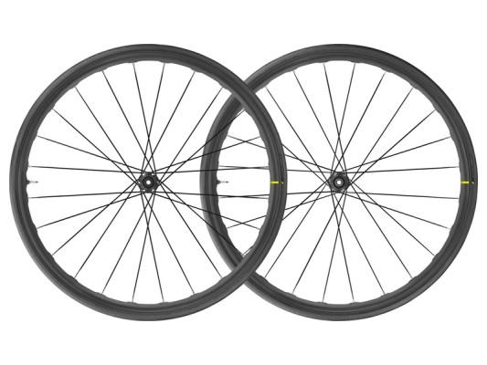 Mavic Wheelset Ksyrium Ust Dcl