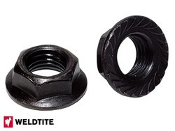 Weldtite Products Limited Spares Crank Nuts 14Mm X2