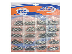 "Etc Bearings Loose 3/16"""""