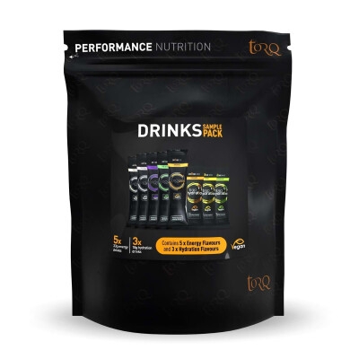 Torq Energy Drinks Sample Pack