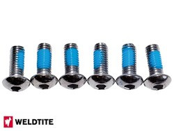 Weldtite Products Limited Spares Disc Rotor Bolts X6