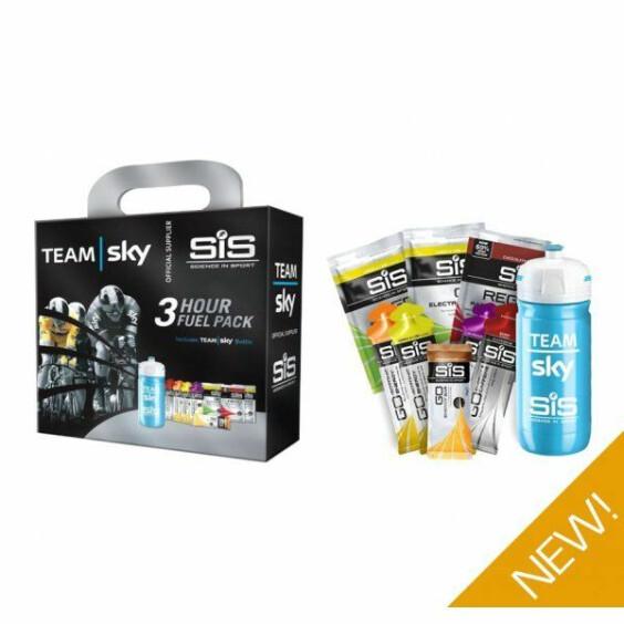 Science In Sport Fuel Pack  Team Sky 3 Hour