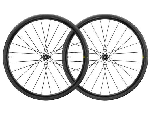 Mavic Wheelset Aksium Elite Evo D6B
