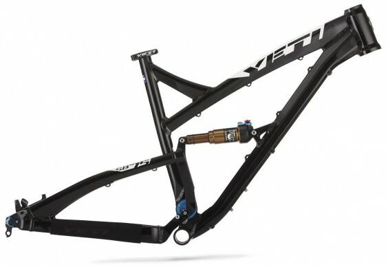 Yeti Frame      Sb75 Aluminium