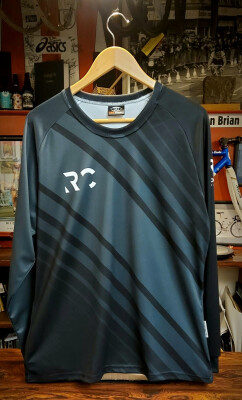 Rourke Cycles Jersey Enduro Mtb L/S