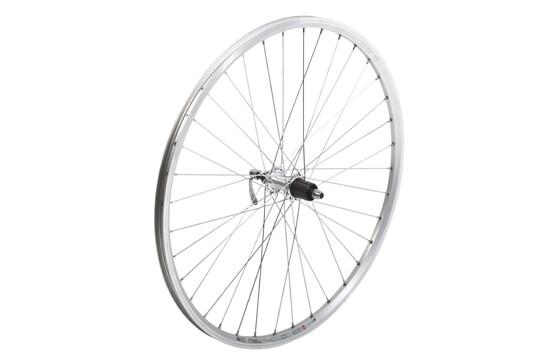 Raleigh Rear Wheel Shimano Deore Silve