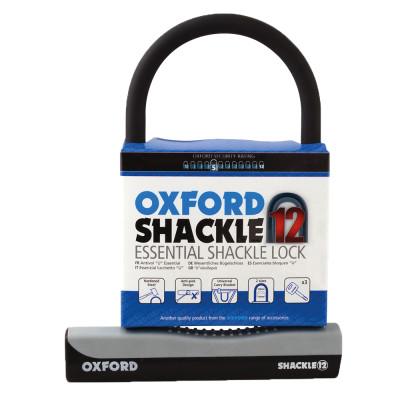 Oxford Lock Shackle 12 Essential