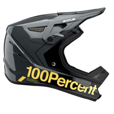 100% Helmet Status