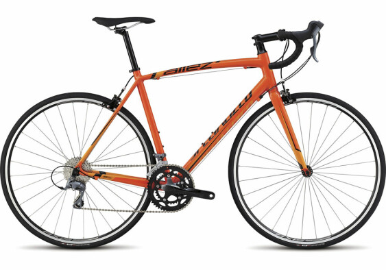 Specialized Allez      2015 Moto Orange
