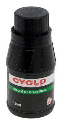 Cyclo Mineral Disc Brake Fluid