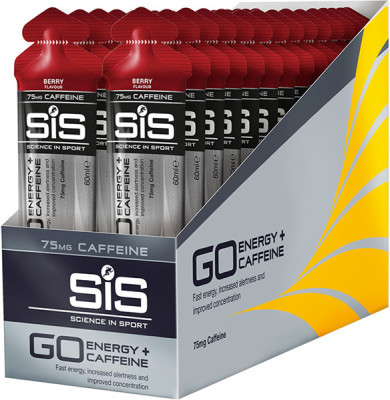 Sis Go Plus Caffeine Gel