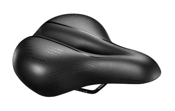 Giant Contact City+ Unisex Saddle