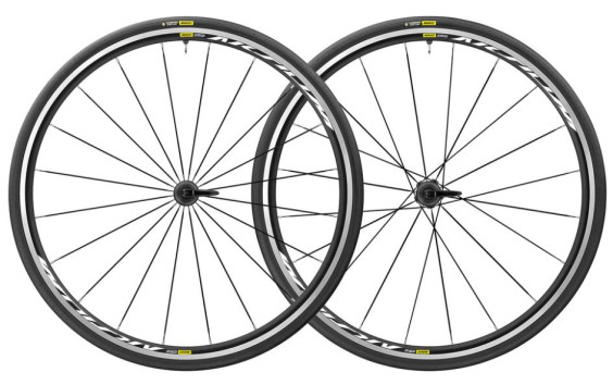 Mavic Aksium Elite Ust 25