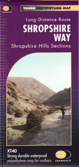 Cordee Shropshire Way Hills