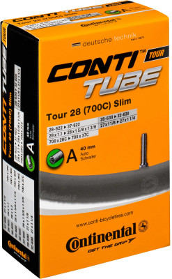 Continental Tube 26 Tour Presta