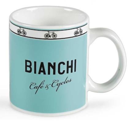 Bianchi Cafe & Cycle Mug