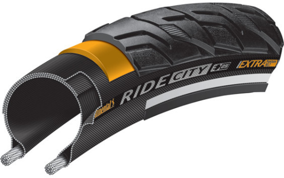 Continental Ride City 700X35 Tyre