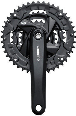 Shimano M371 Acera Chainset