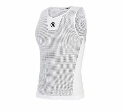Endura Fishnet Sleevless Vest