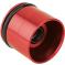 Rock Shox Seal Head Upgrade Kit DEBONAIR Red