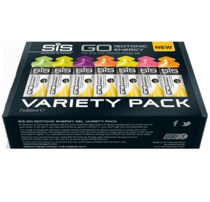 Sis Go Gel Variety Pack