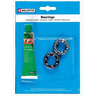 Weldtite Products Limited Bottom Bracket Race & Grease