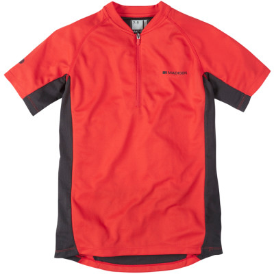 Madison Cycle Everywear Trail Youth Short Sleeve Jersey