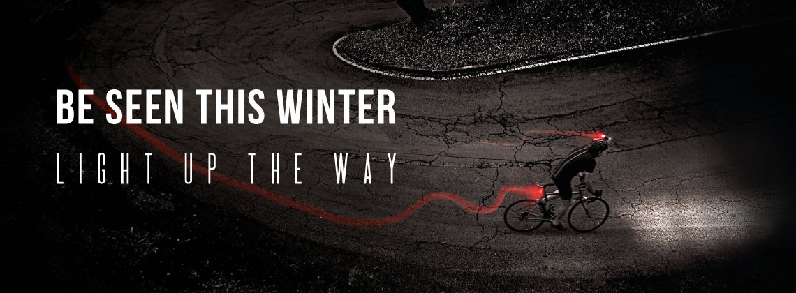 Be Seen This Winter - Light Up the Way