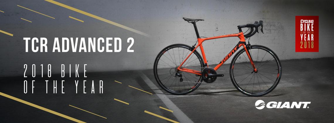 Giant TCR Advanced 2 - 2018 Bike of the Year