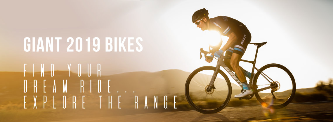 Giant 2019 Bikes - Find Your Dream Ride... Explore The Range.