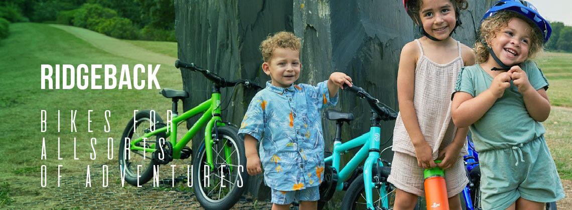 Ridgeback; Bikes for Allsorts of Adventures