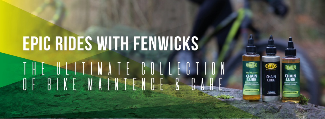 Epic Rides with Fenwicks - The Ultimate Collection of Bike Maintence & Care