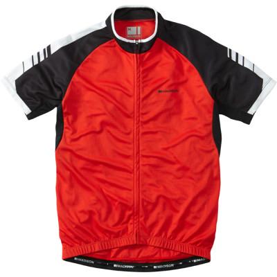 Madison Cycle Everywear Peloton Short Sleeve Jersey