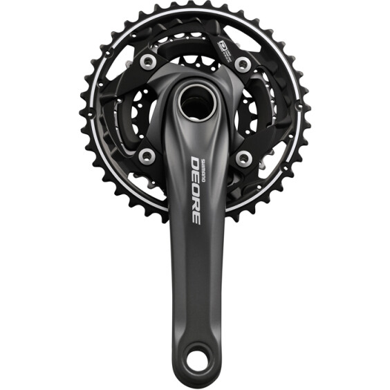 Shimano Deore M610-10 Chainset & Bb