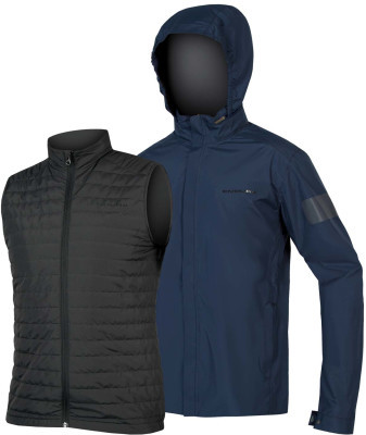 Endura Urban 3 In 1 Waterproof Jacket