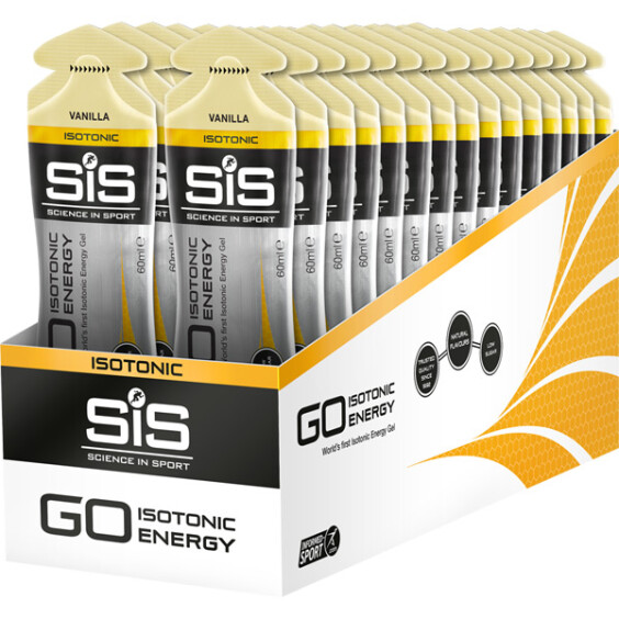 Science In Sport Go Isotonic Gel Each