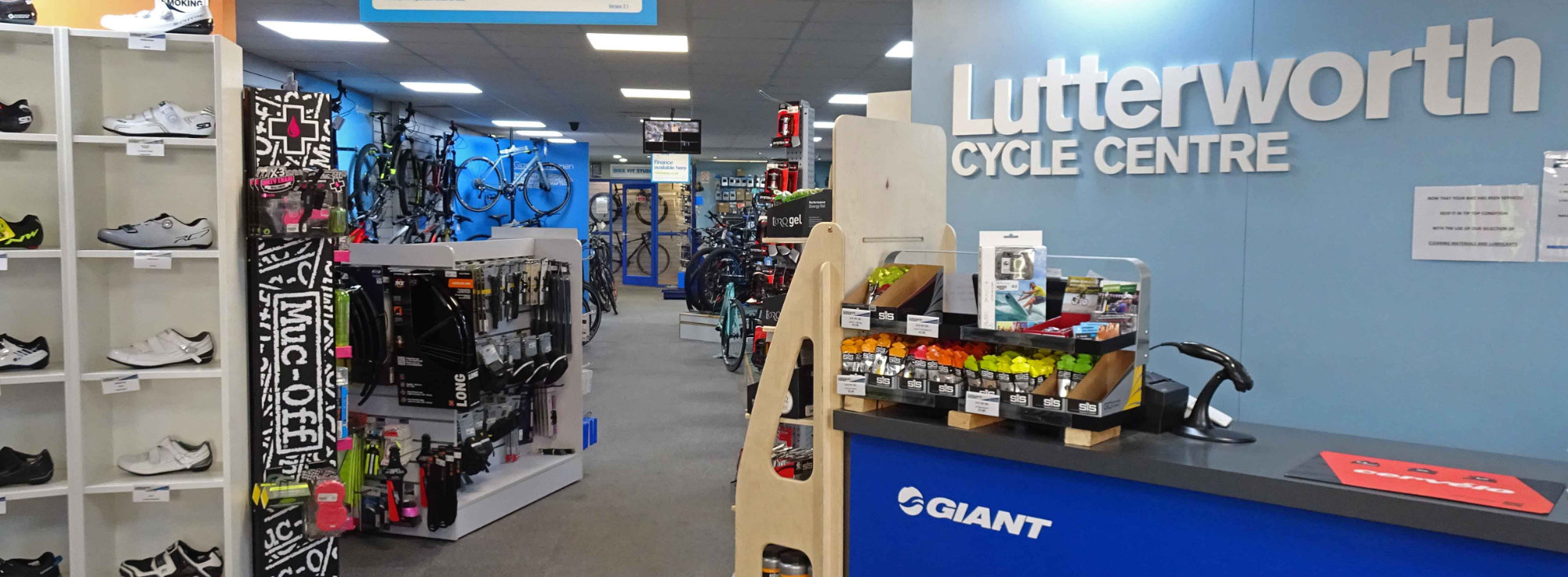 Lutterworth Cycle Centre Ltd