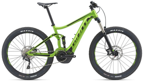 Giant Stance E+ 2 Electric Bike 2019