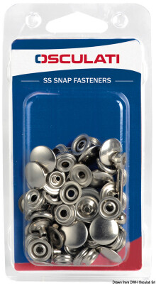 Eyelet Snap Fasterners S/S