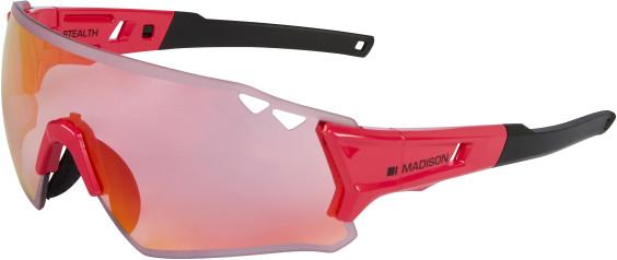 Madison Glasses Stealth 3 Lens