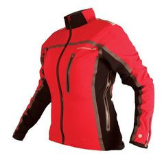 Endura Jacket Stealth Wmns