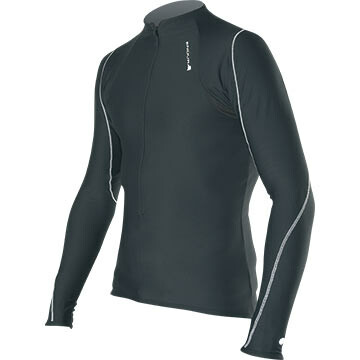 Endura Jersey Xtract  Zip Neck