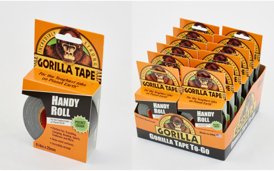 Gorilla Protection Handy Roll
