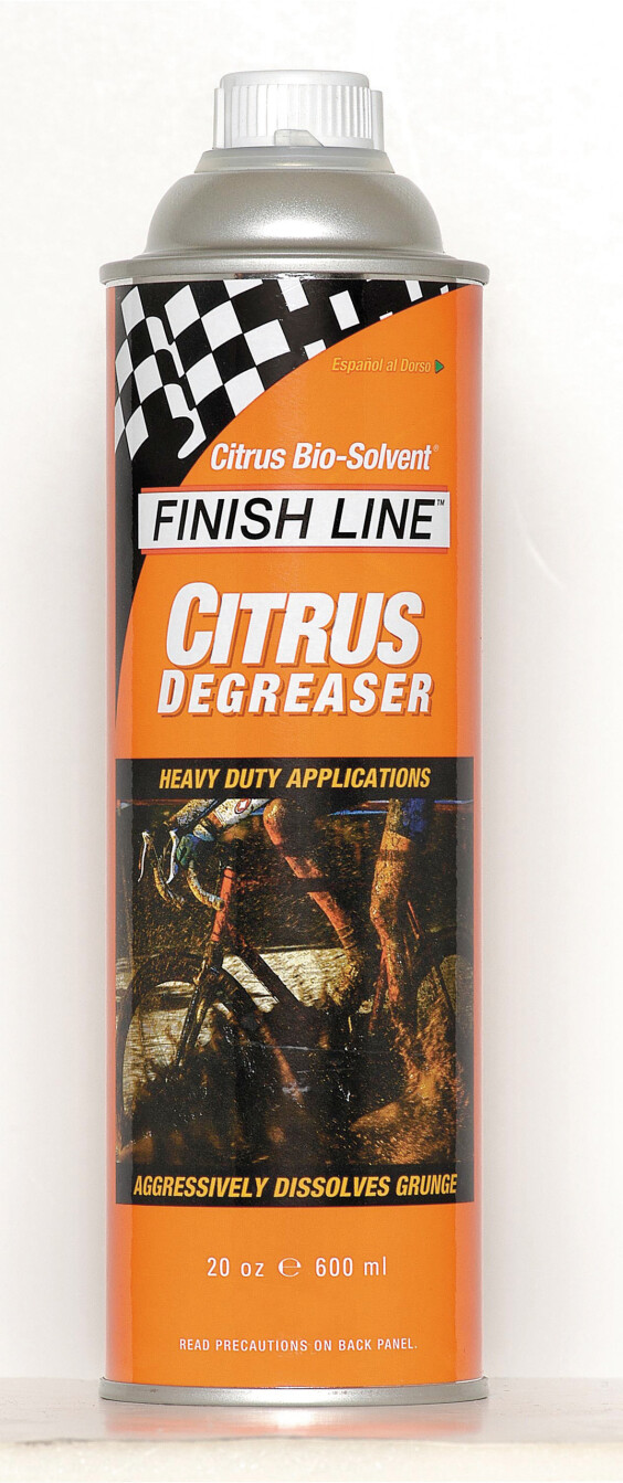 Finish Line Cleaner   Citrus Degrease