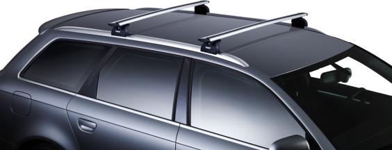 Thule 591 Pro Ride Cycle Carrier T Track Bolts for Aluminium Aero Bars Wingbar