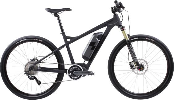Saracen E-Bike Juiced
